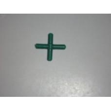 Air Line Connector , X shape pkt/24