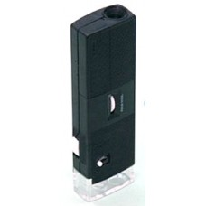 Microscope, Pocket type 100X, (Lightscope)