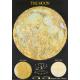 Chart, Moon Map, Astronomy