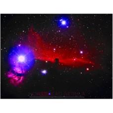 Chart, Astronomy, Nebula