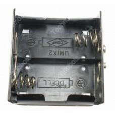 Battery Holder, 2 x D