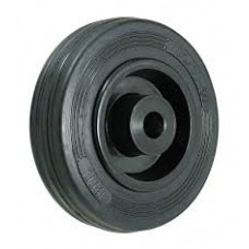 Wheels, plastic, 32mm dia, pkt/100