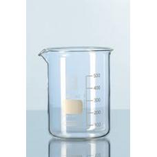 Beaker glass 150ml graduated