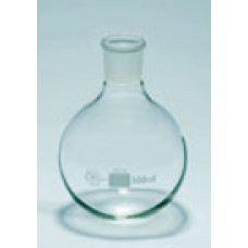 Flask round bottom borosilicate 100ml