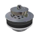 50 mm stainless waste plug