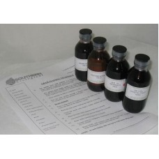 Gram stain kit, 4 components