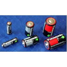 Battery D Zinc-Carbon