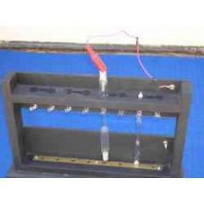 Discharge Tube Stand