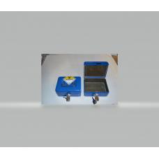 Radioactive  Storage Box lead lined